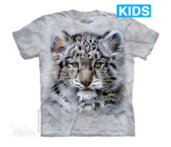 5743 Baby Snow Leopard Youth T-Shirt