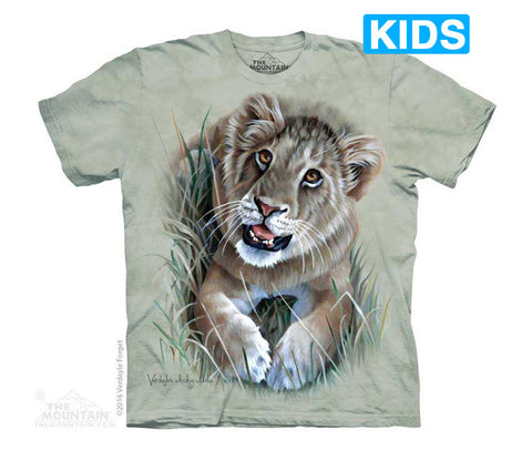 5748 Lion Cub Youth T-Shirt