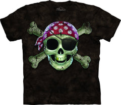 155858 Jolly Pirate Youth T-Shirt