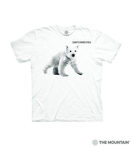 5562 Climate Change Cub Youth T-Shirt