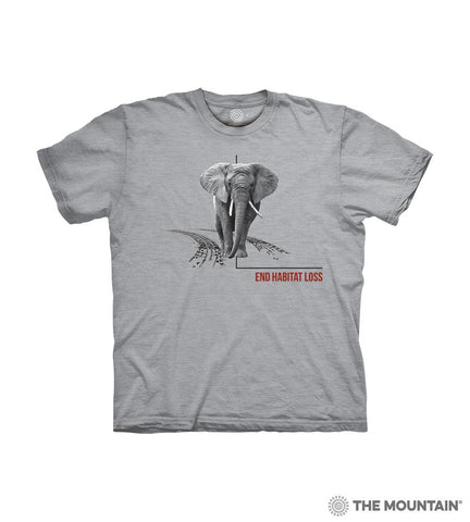 5571 Habitat Elephant Youth T-Shirt