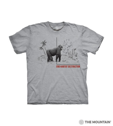 5578 Habitat Gorilla Youth T-Shirt