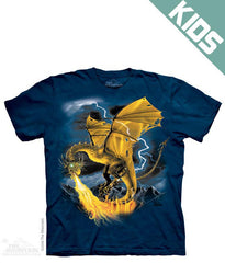 151482 Golden Dragon Youth T-Shirt