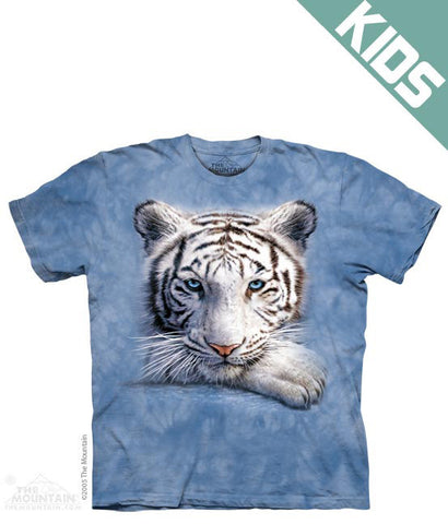1867 Resting Tiger Youth T-Shirt