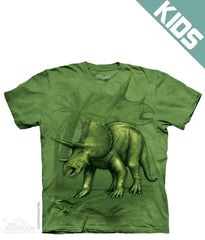 2210 Triceratops Youth T-Shirt