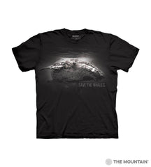 155981 Save the Whales Youth T-Shirt