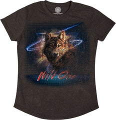 5823 Wild One Women's Tri-Blend T-Shirt