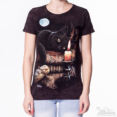 283825 The Witching Hour Ladies Tee