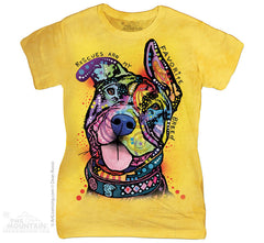 284178 Favorite Breed Classic Ladies Tee