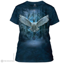 284893 Awake Your Magic Ladies Tee