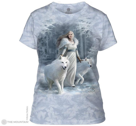 285741 Winter Guardians Ladies Tee