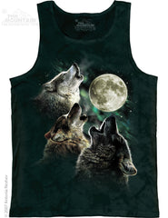 362053 Three Wolf Moon Classic Tank