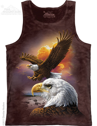 363370 Eagle & Clouds Tank