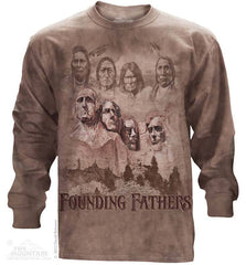 453601 The Founders Long Sleeved T-Shirt