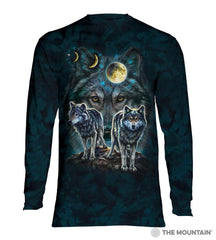 6284 Northstar Wolves Long Sleeve T-Shirt