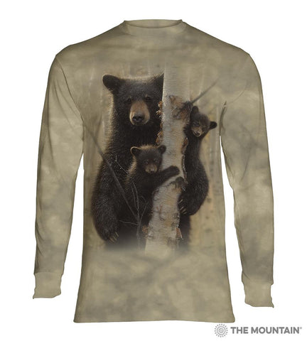 6391 Mama Bear Long Sleeve T-Shirt