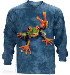 453118 Victory Frog Long Sleeved Tee