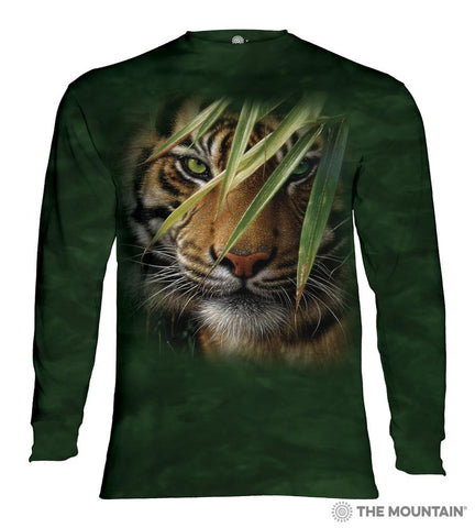 455934 Emerald Forest Long Sleeved T-Shirt