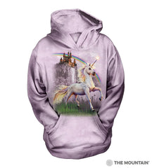 3146 Unicorn Castle Youth Hoodie
