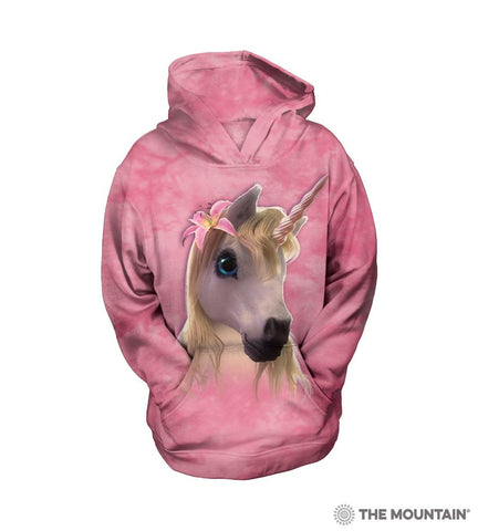 533846 Cutie Pie Unicorn Youth Hoodie Sweatshirt