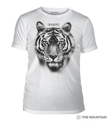 5551 Endangered Triblend T-Shirt