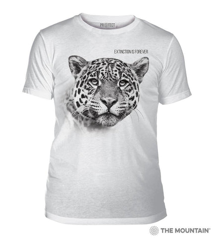5556 Leopard Extinction Triblend T-Shirt