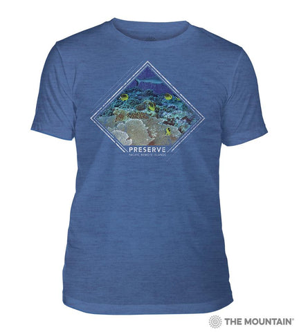 6370 Pac Remote Islands Triblend T-Shirt