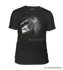 546089 Protect My Habitat Men's Tri-Blend T-Shirt