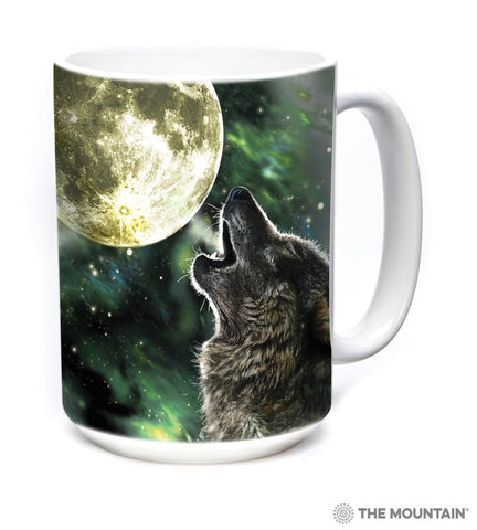 572053 Three Wolf Moon Mug