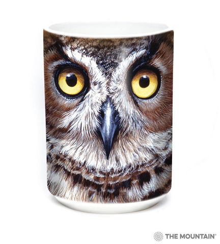 573447 Great Horned Owl Mug