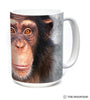 573572 Chimp Face Mug