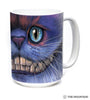 574005 Big Face Cheshire Cat Mug