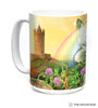 574331 Irish Magic Kitten Fairy Mug