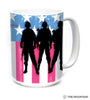 574820 Three Troops Mug