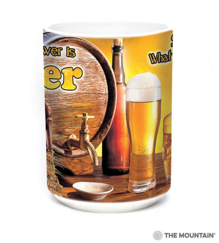 574902 Beer Outdoor Mug