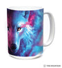 574963 Where Light and Dark Meet Mug