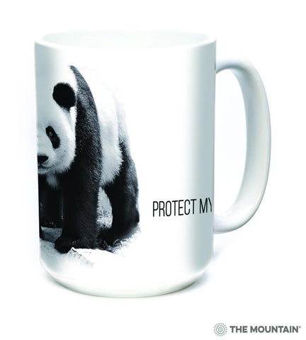 575555 Protect My Home Mug