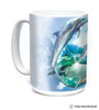 575896 Dolphin Bubble Mug
