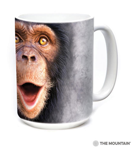 575962 Happy Chimp Mug