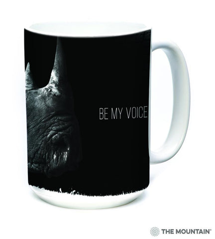 575977 Be My Voice Mug