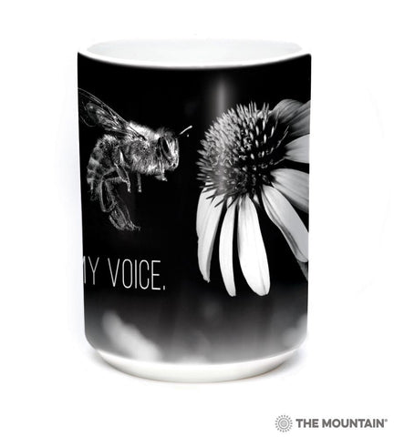 576088 Bee My Voice Mug