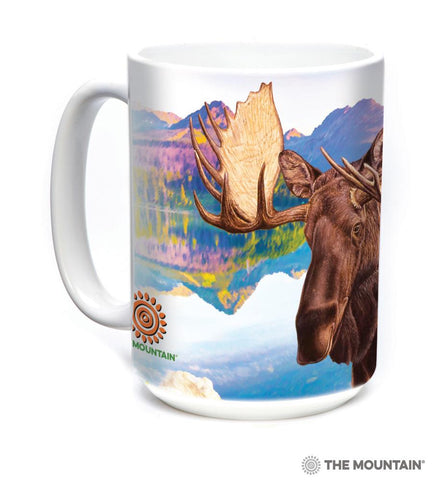 576168 Monarch of the Forest Mug