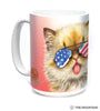 576267 Party Like It's 1776 Mug