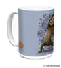 576288 Warrior Sloth Mug