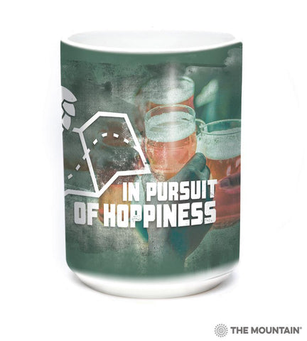 576298 Pursuit Of Hoppiness Mug