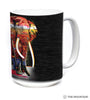 576322 Painted Elephant Mug