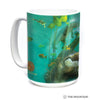 6456 Alligator Swim Mug