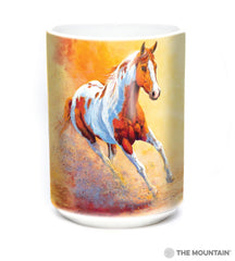 6457 Sunset Gallop Mug