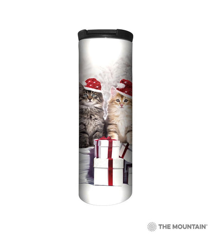 594209 Presents Cats Barista Tumbler