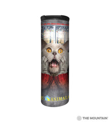 596397 Home Alone Cat Barista Tumbler